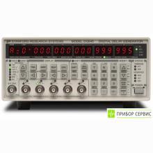 DG645 - генератор импульсов + генератор задержек